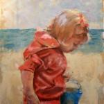 Oil / Anna - 2011 / 600 x 460mm