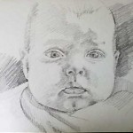 Pencil / Anna - 2009 / A3