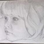 Pencil / Kasia - 2010 / A3